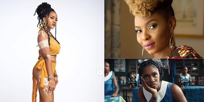 'Yemi Alade is bigger than Tiwa Savage' – Singer Maj