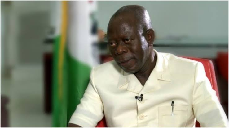 Why Oshiomhole can no longer function as national chairman ― Edo APC