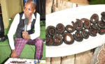 PHOTO: Pastor feeds his church members millipede and beer