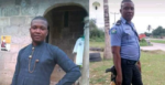 PHOTO: Nigerian Police officer dies few weeks to his wedding