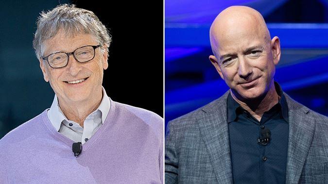 Bill Gates Surpasses Jeff Bezos, Reclaims Richest Person On Earth Title