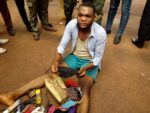 PHOTO: Police recovers coffin, multiple female underwears from Enugu pastor's house