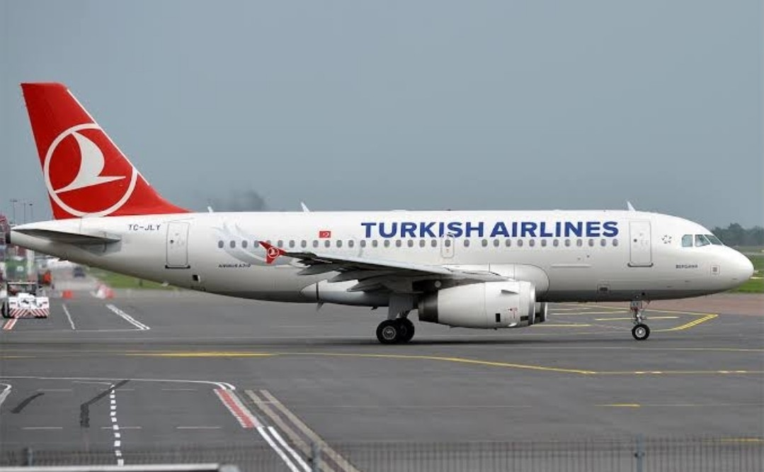 Turkish Airlines Operations Suspended By Nigerian Government