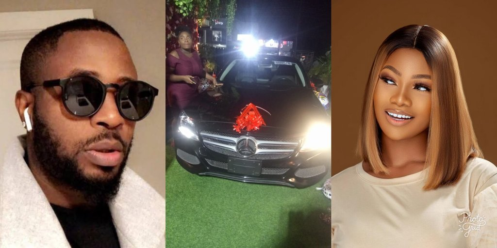 Titans Didn T Buy That Car For Tacha Fans That Only Make Noise Online Tunde Ednut Tunde ednut is a popular social media influencer from nigeria. make noise online tunde ednut