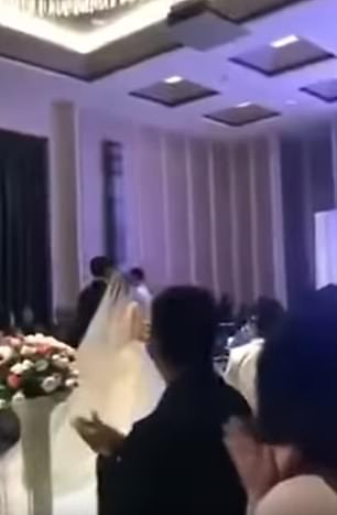 Groom Gets Revenge On His Cheating Bride By Playing Video