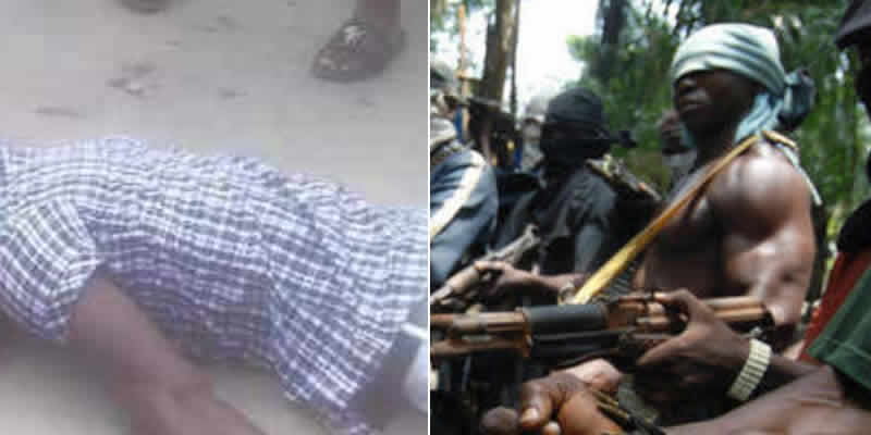 Image result for Gunmen kill PDP ward chairman in Delta