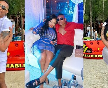 I wasn't interested in Vera Sidika from the onset - Otile Brown