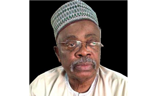 Ex-CP, Alhaji Abubakar Tsav