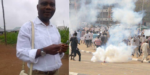 UPDATE: Alex Ogbu, the journalist covering Shiites march in Abuja has been shot and killed