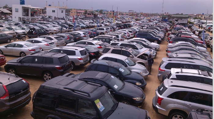 Cross section of cars for sale