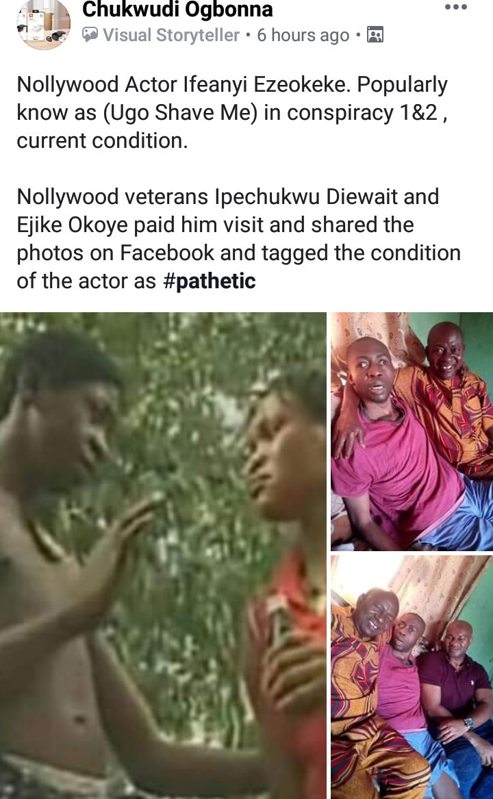 frank dallas,frank dallas nollywood,nollywood actors who died recently,is zubby michael dead,
