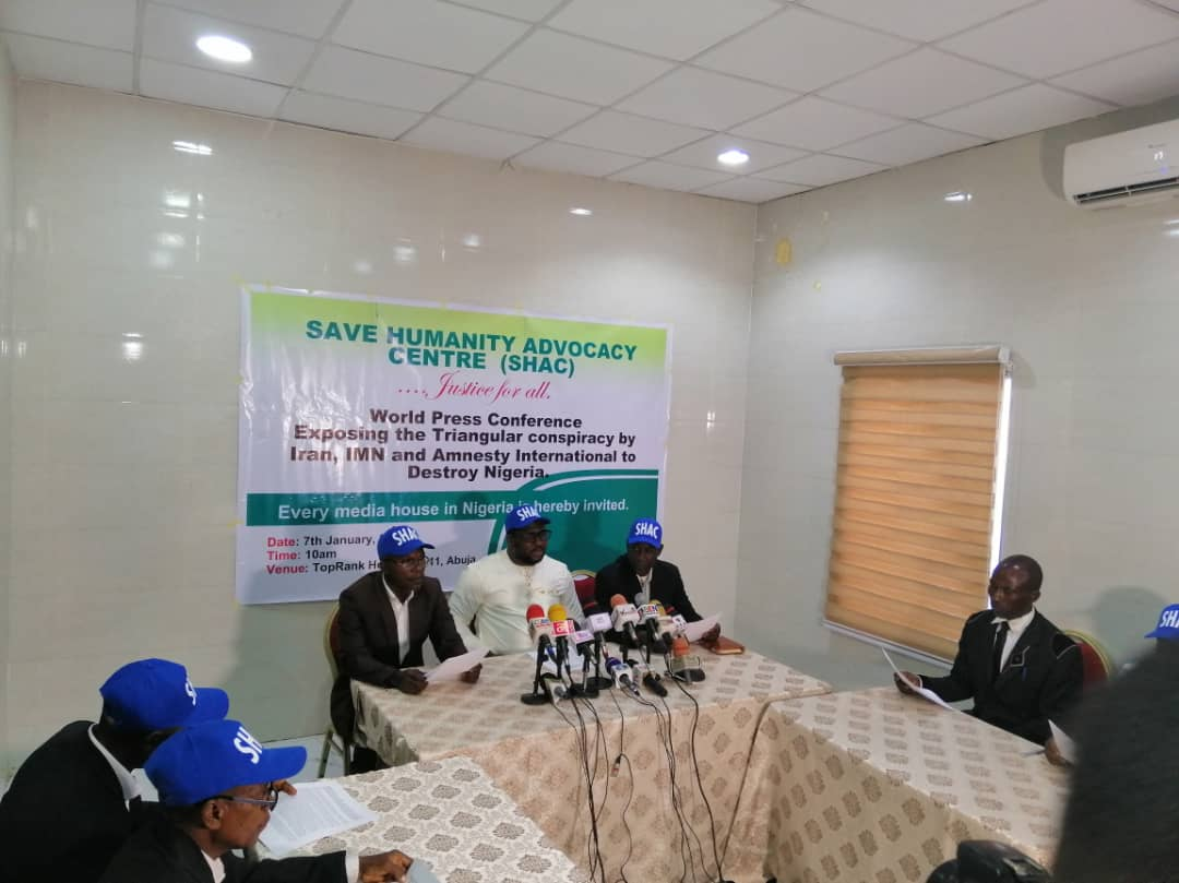 The Save Humanity Advocacy Centre (SHAC)