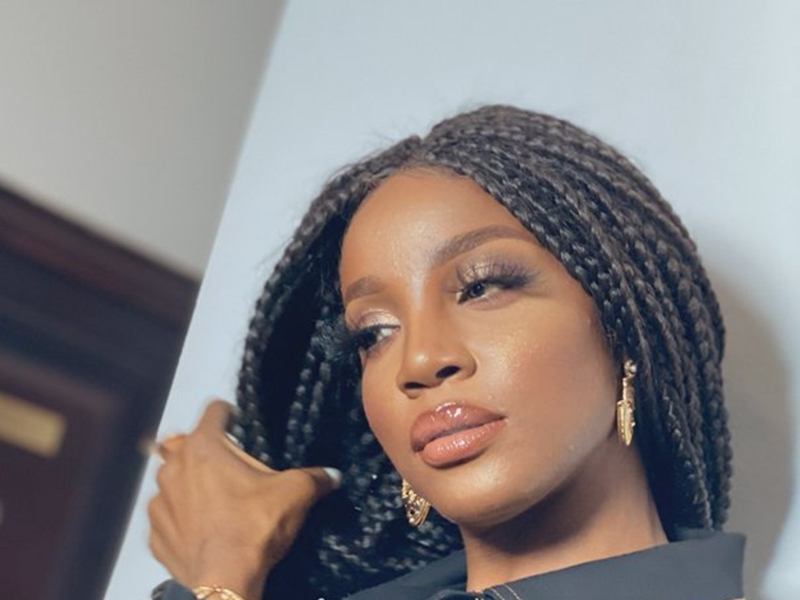 Seyi Shay laments losing money due to global lockdown