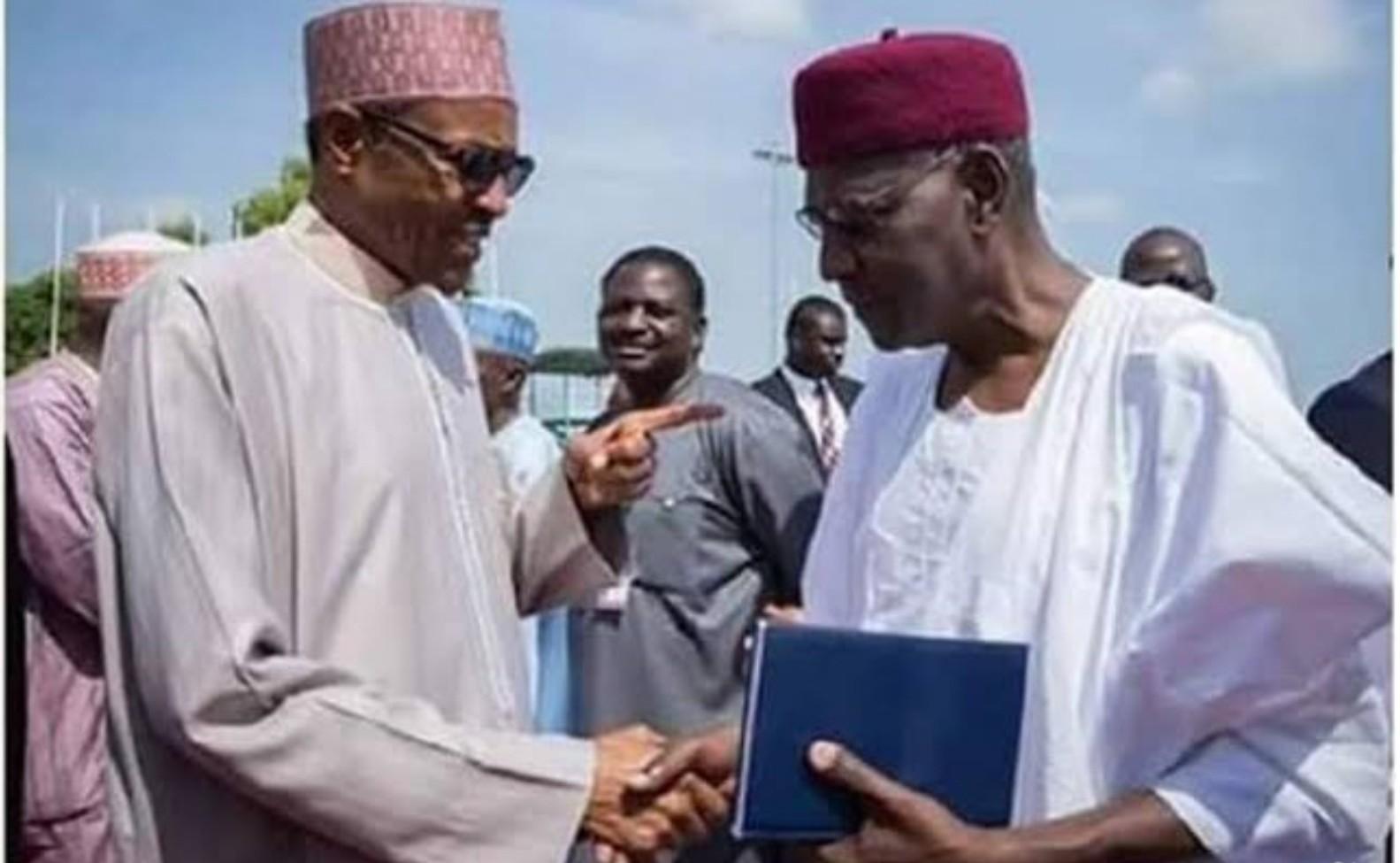 BREAKING: Buhari tests negative for COVID-19, Kyari's positive