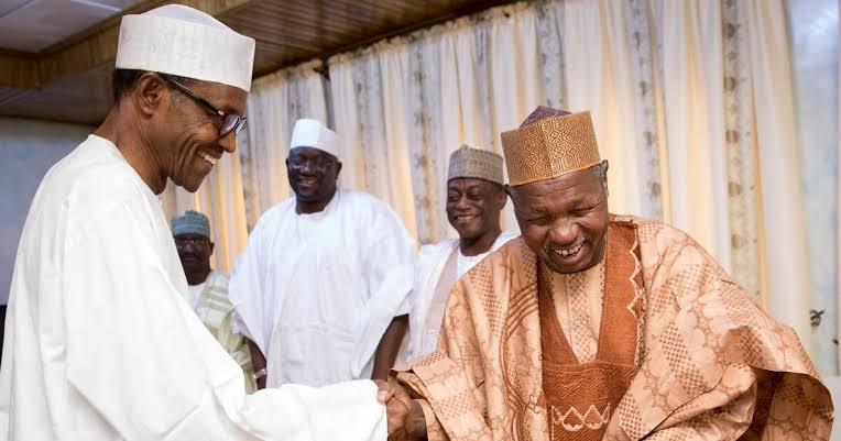 Buhari, Masari meet in Abuja