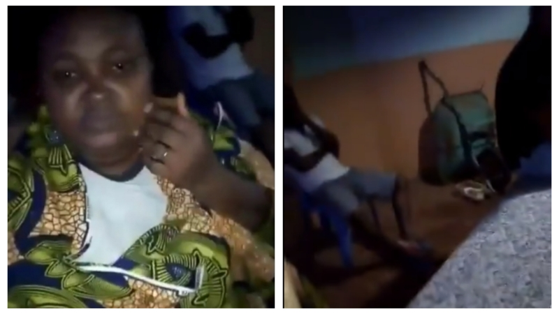 Suspected fulani herdsmen kidnap man after forcing his wife to cook rice for them in Delta State