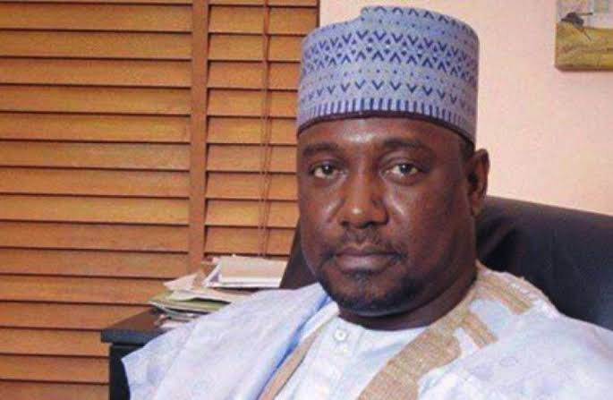 BREAKING: Niger Governor goes into isolation