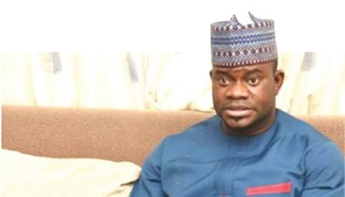 Coronavirus: Those who wish me to have it will have HIV- Kogi state governor – Yahaya Bello tells haters