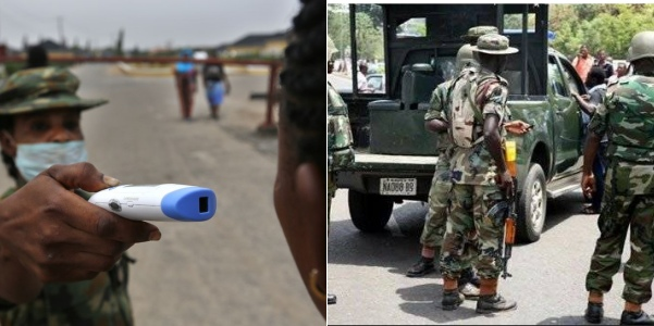 Nigerian Army prepares for lock down over Coronavirus