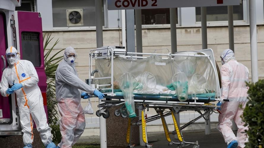 Nine doctors die after contracting coronavirus from patients