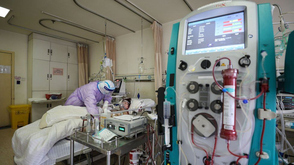 14% of recovered coronavirus patients in China test positive again