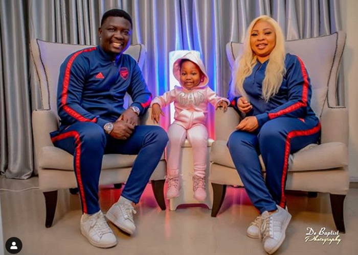 Amidst coronavirus rampage comedian Seyi Law counts his blessings as he celebrates 9th wedding anniversary