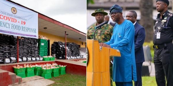 Coronavirus: Lagos state govt to distribute food items to families