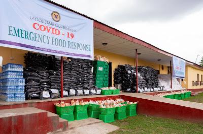 Coronavirus: Lagos state govt to distribute rice, beans, garri to families