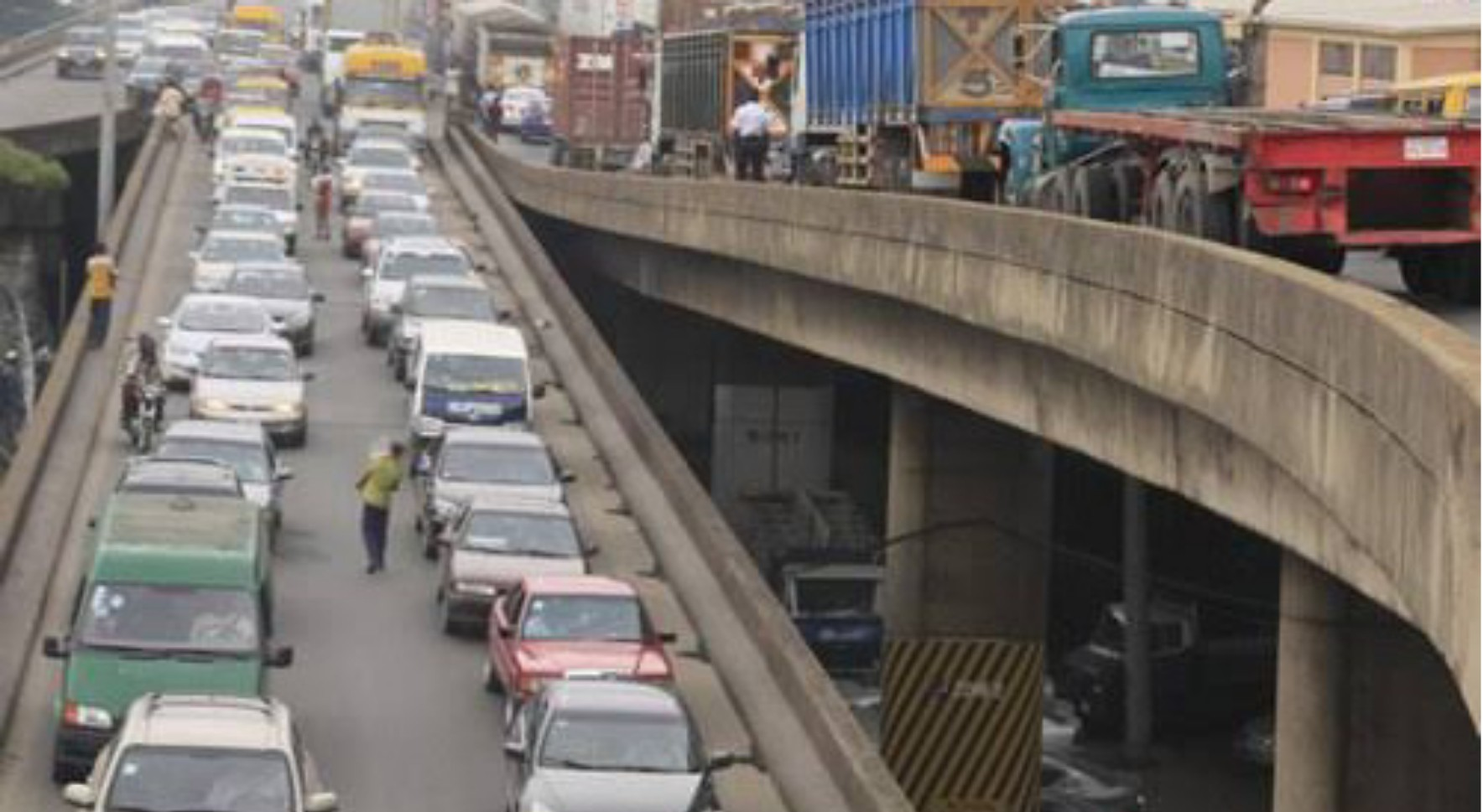 Lagos govt to close Marine Bridge from 8pm to 8am daily for five months