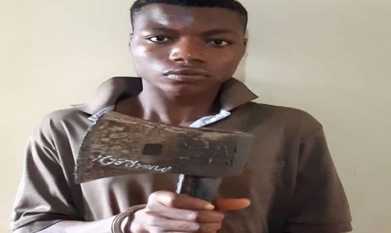 Man beheads 4-year-old nephew in Anambra
