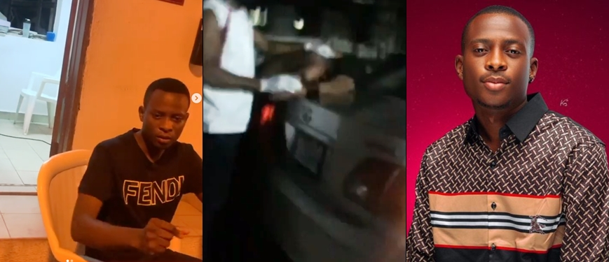 Instagram comedian, Syndey Talker cries out and begs government, as he battles with symptoms of Coronavirus