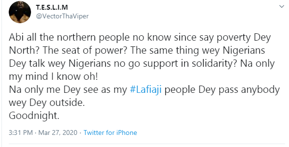 Nigeria is not a joke because of one man, Vector tackles FFK, Imam of Peace and northerners