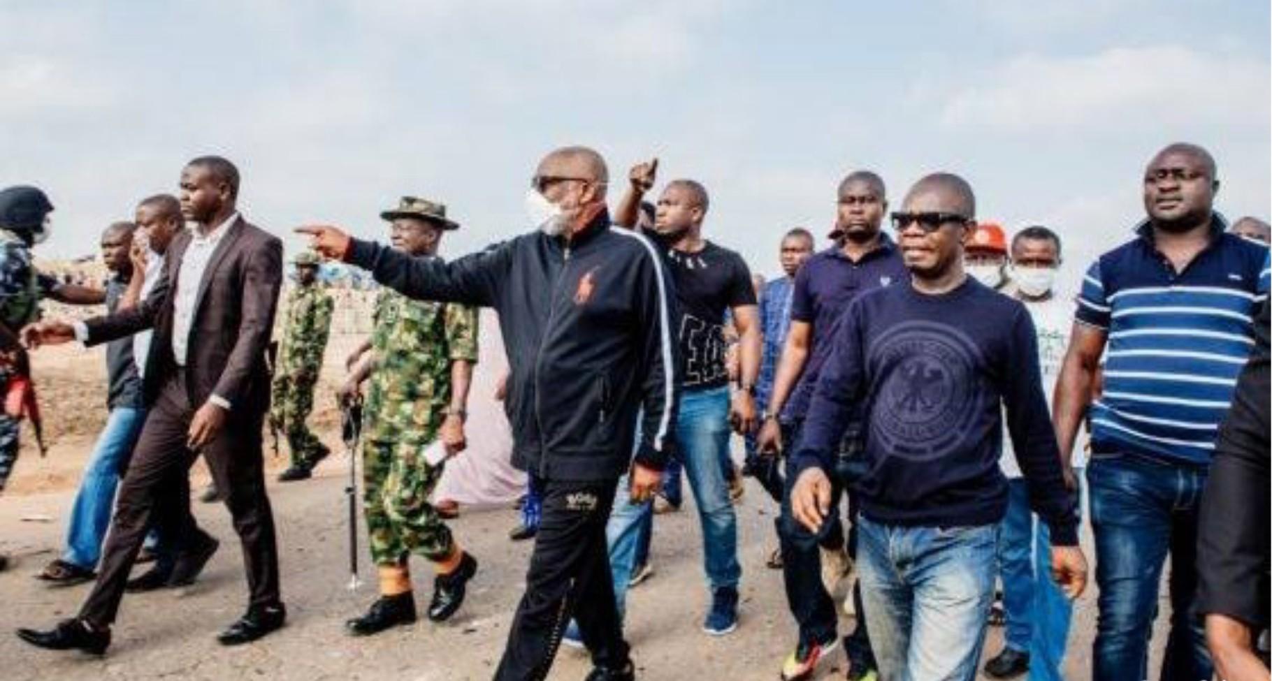 Ondo Governor reveals cause of Akure explosion