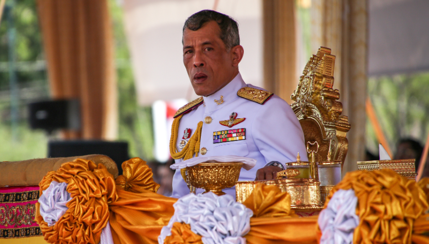 Coronavirus: Thai king allegedly flees country and now self-isolating in a luxury hotel with harem of 20 women in Germany