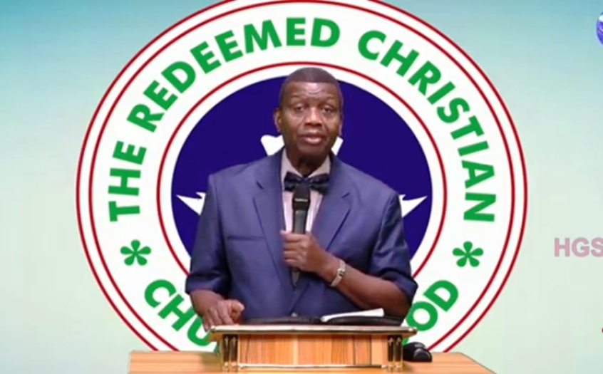Only those whose time has come will die, Pastor Adeboye release fresh prophesy