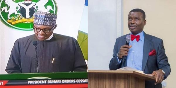 COVID-19: Ebun-Olu Adegboruwa reacts as Buhari restricts movement in Lagos, Abuja, Ogun
