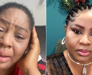 Coronavirus Pandemic: Regina Daniels' mother, Rita Cries Profusely, Asks God To Intervene