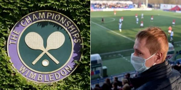 Coronavirus: Wimbledon canceled for first time since World War II