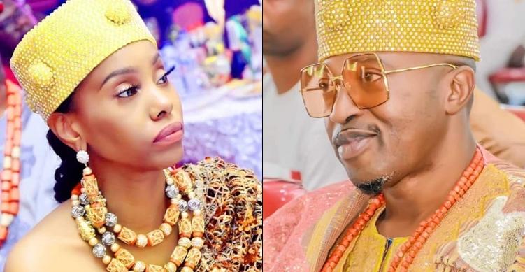 Oluwo of Iwo's ex wife reacts to his coronavirus video, blames it on hard drugs