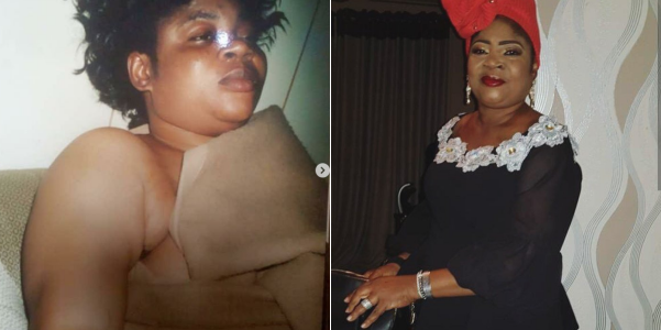 Veteran singer Salawa Abeni raises alarm after being blackmailed with old 'nude photos'