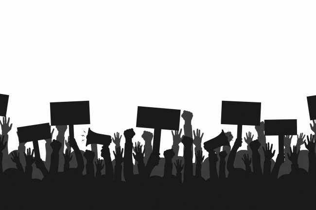 Blackmail as new cash cow for activists