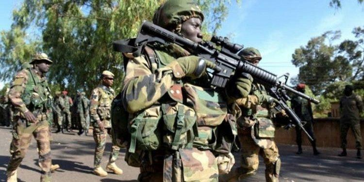 COVID-19 Lockdown: Soldier allegedly kills man in Delta