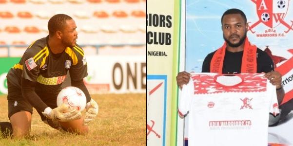 Abia Warriors goalkeeper Charles Tambe shot, ho by suspected hoodlums in Ibadan