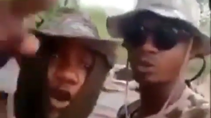 Soldiers threaten to rape mothers, wives and daughters of Warri youths over the demise of their colleague