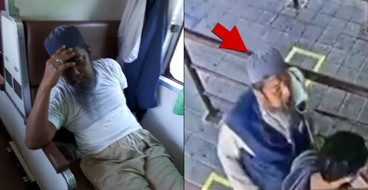 Coronavirus infected man spits on passenger's face before he drops dead (photos/video