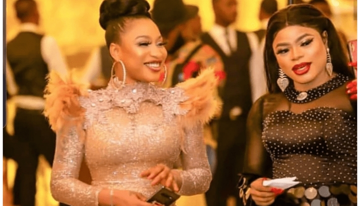 Why I can never betray Bobrisky, Tonto reveals