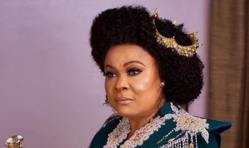 Coronavirus has not come to play, Actress Sola Sobowale