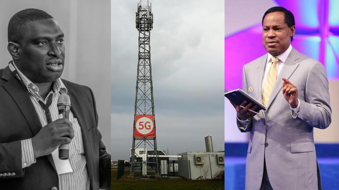 Covid-19: 'Brother' disowns Pastor Chris Oyakhilome over 5G Network Conspiracy Theory
