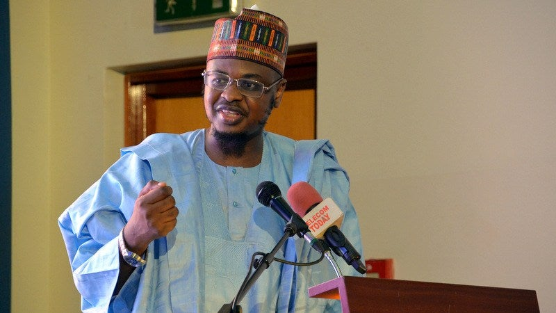 FG breaks silence on controversial 5G network