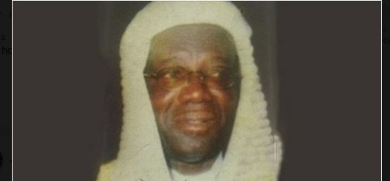 Former DG of Nigerian Law School reportedly dies of Coronavirus in UK
